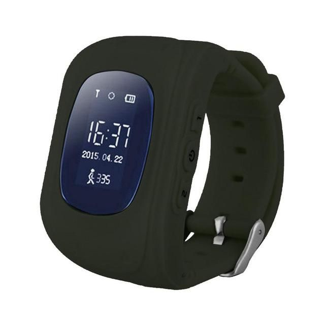 Kid Safe Smart Watch w/ SOS Call Location Finder and Tracker