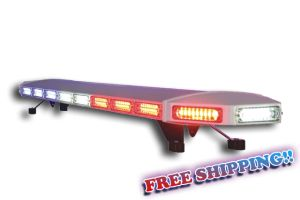 What Size Light Bar is Right for Your First Responder or Emergency Vehicle?