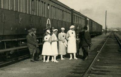 1942 Treno ospedale in Russia a servizio dell'Armir Eugenio Sacco Oltre il Don Marlin Editore