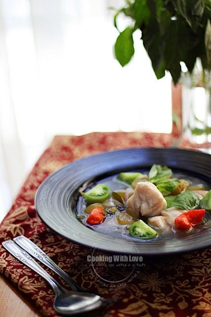 Sup Ikan Kakap