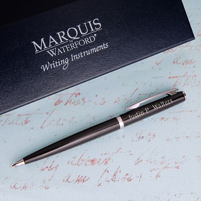 Personalized Waterford® Arcadia Ballpoint Pen: Ballpoint Pen