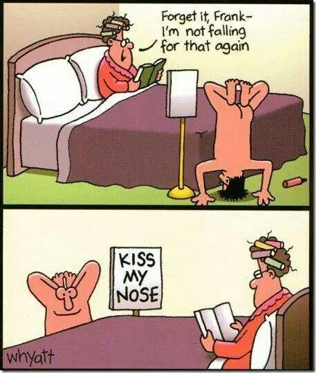 Kiss it