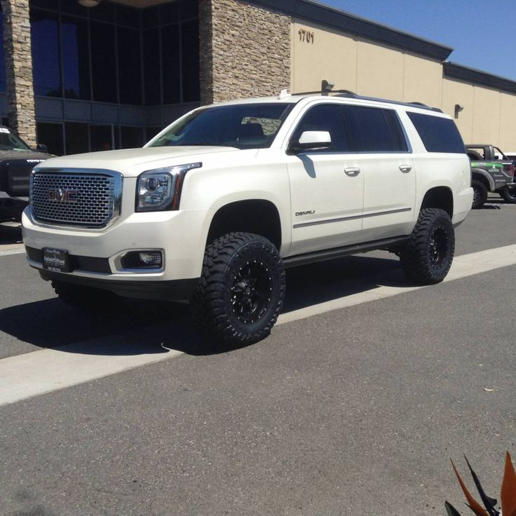 Photo Gallery - '15 Yukon XL Denali -