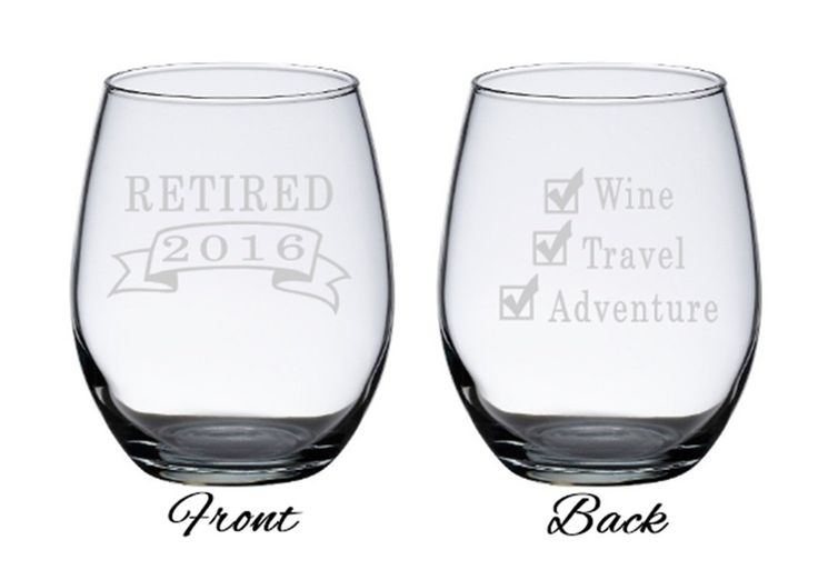 Retirement Gift for Women Retirement Gift by PersonalizedGiftsUS