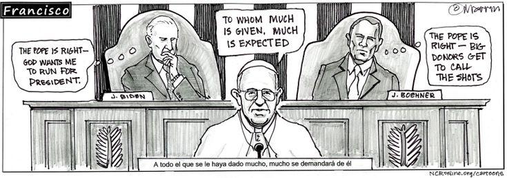 Francis, the comic strip