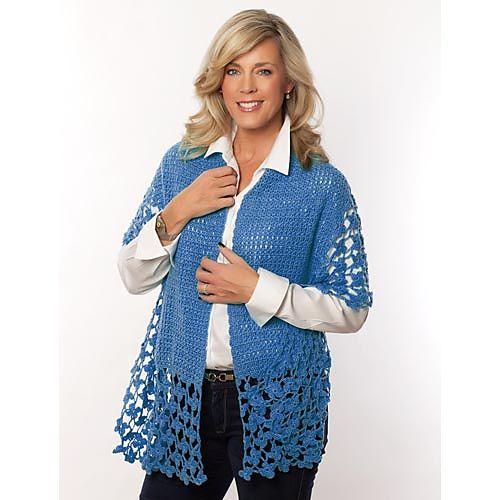 Deborah Norville Yarn Free Crochet Patterns : 17 Best images about Diy Tops n such on Pinterest Drops ...