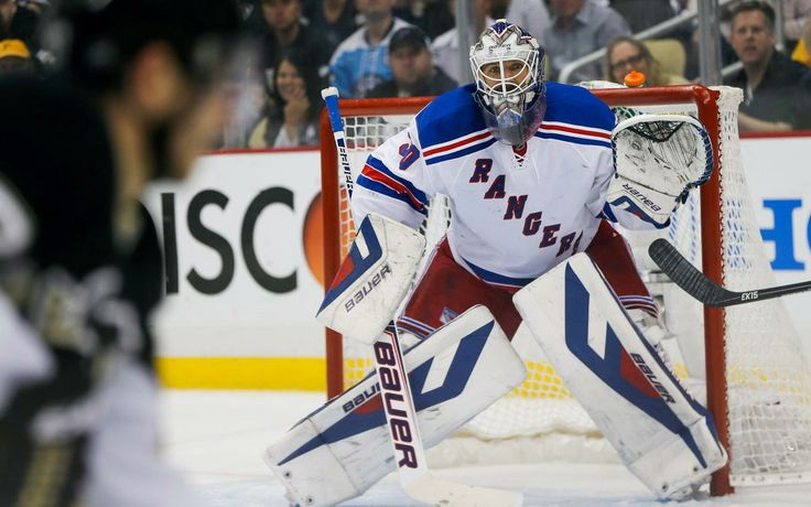 Henrik Lundqvist stands tall in leading the Rangers back from a 3-1 series hole.
