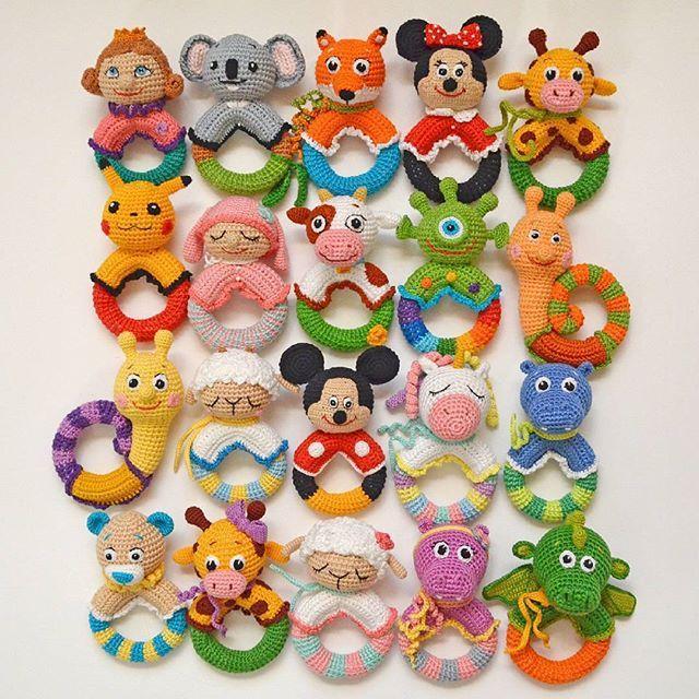 Автор фото @mamylini_zatei - подписывайте свои фото тегом #weamiguru, лучшие попадут в нашу ленту! #amigurumi #crochet #knitting #cute #handmade #амигуруми #вязание #игрушки #интересное #ручнаяработа #toys #cute #amigurumilove #хендмейд