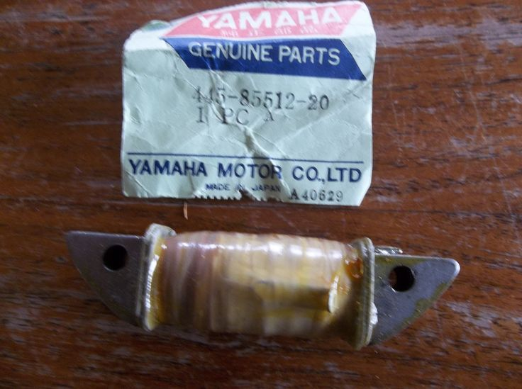 NOS Yamaha Source Coil 445-85512-20 - Electrical Components