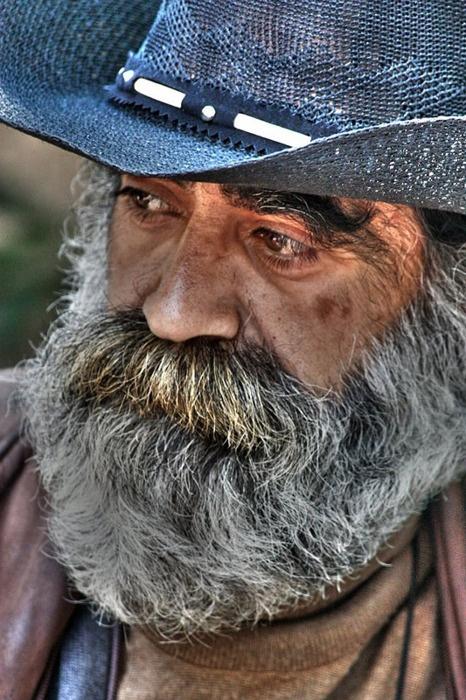 Man from Galata, Turkey