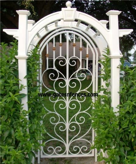 114 Best Gates And Fences Images On Pinterest