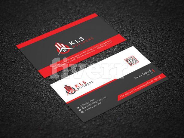 Mdazaduddin I Will Do Make Professional Business Card Design For 5 On Fiverr Com Business Card Design Professional Business Card Design Professional Business Cards