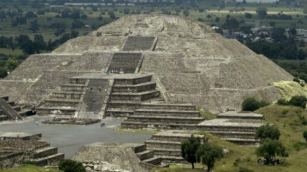 La antigua ciudad se encuentra a unos 50 km de la ciudad de México y es una de las zonas turísticas más importantes del centro del país (Reuters/ Archivo).
