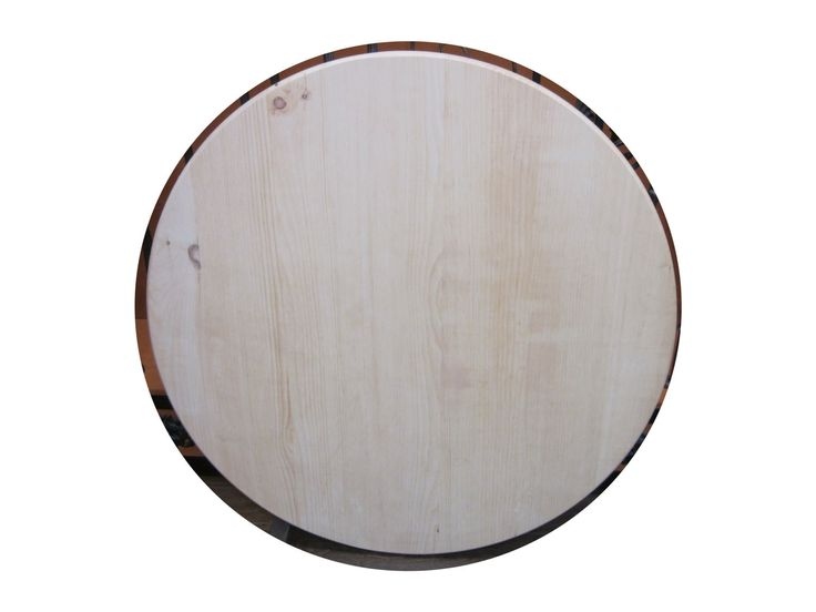 Solid wood Pine round table top restaurant table top FREE SHIPPING to USA and Canada