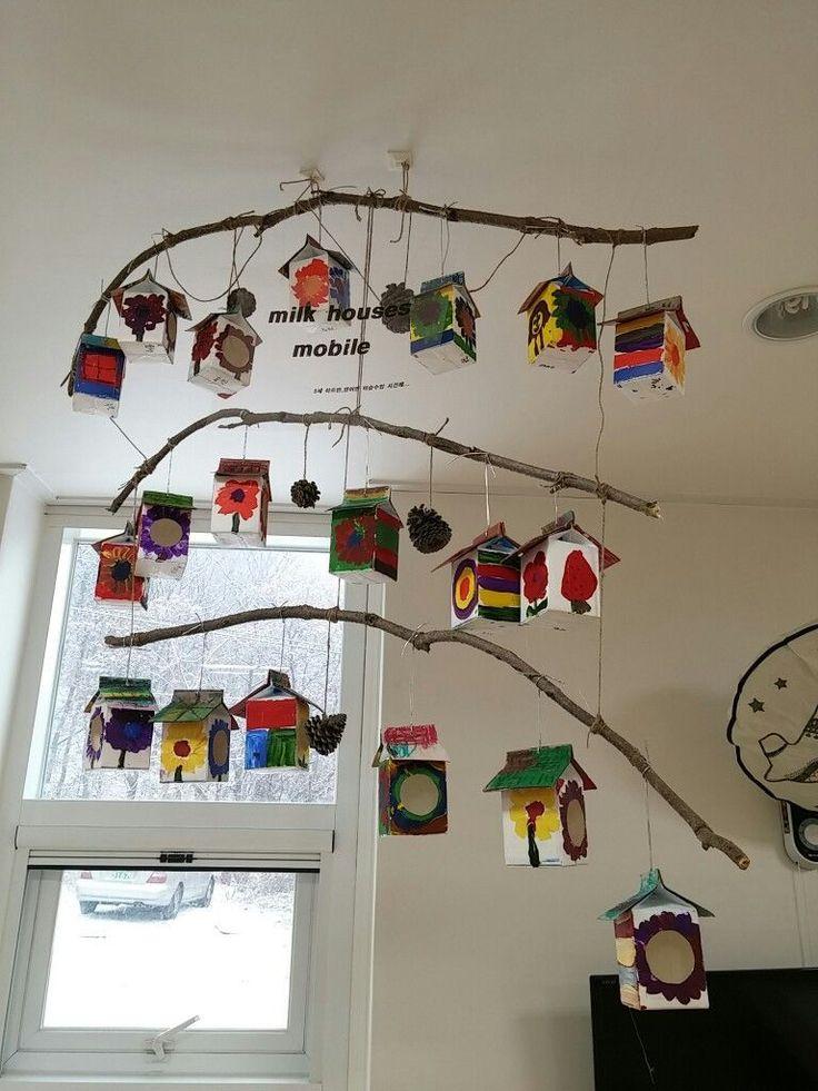 31 ideas sencillas de artesanía de paletas para sus hijos esta Navidad – MyKingList.com – MyK …