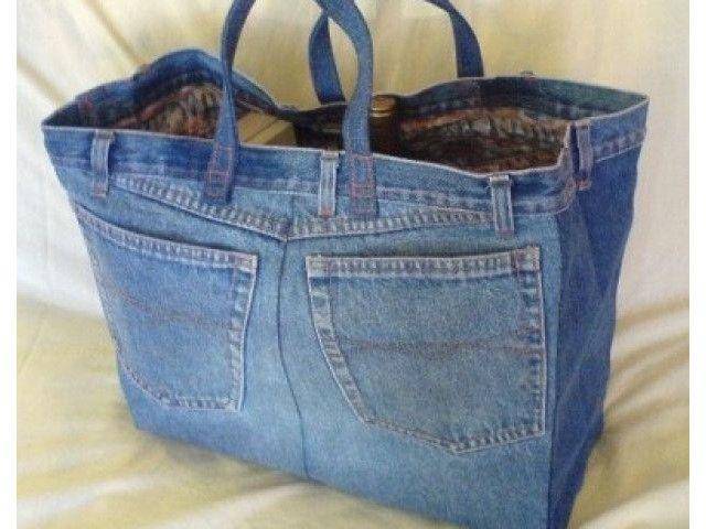 Découvrez quelques idées sympas pour recycler et donner une deuxième vie à vos vieux jeans. 40 idées pour recycler vos vieux jeans !