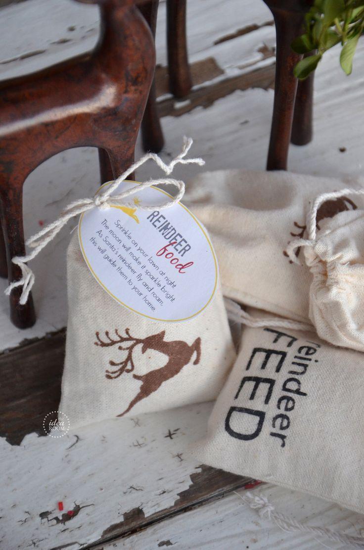 ... , Magic Reindeer, Christmas Gift, Christmas Ideas, Reindeer Feeding