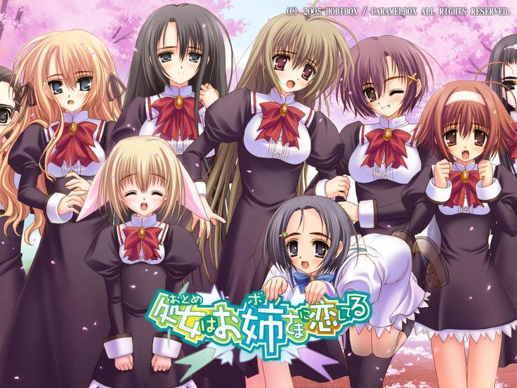 Otoboku, Maidens are Falling for Me (Otome wa Boku ni Koishiteru)