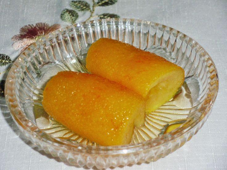 """Ταξίδια στη Γεύση : Γλυκό του κουταλιού """" Πορτοκάλι """""""