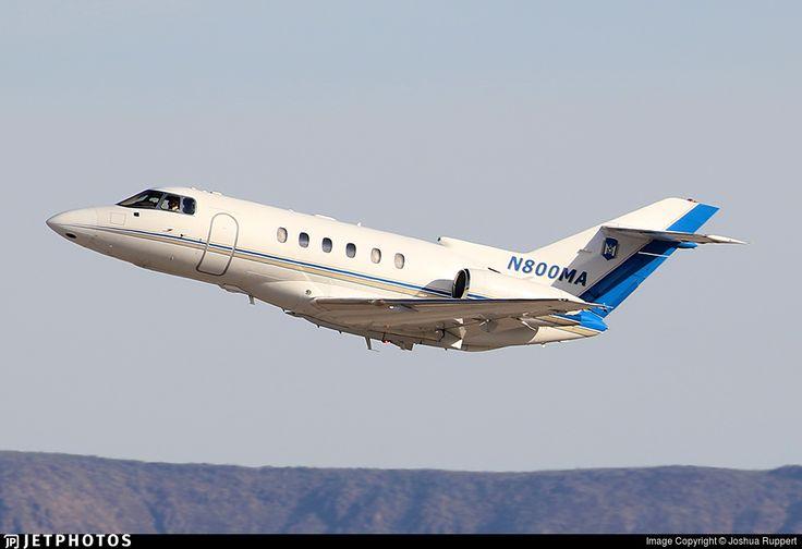 Photo of N800MA - British Aerospace BAe 125-800XP - Private