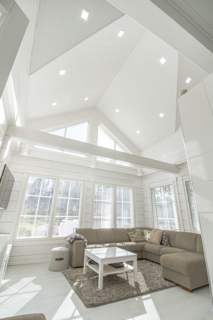 45 best Living room lighting   Olohuoneen valaistus images on ...