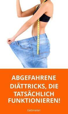 Abgefahrene Diättricks, die tatsächlich funktionieren!   eatsmarter.de
