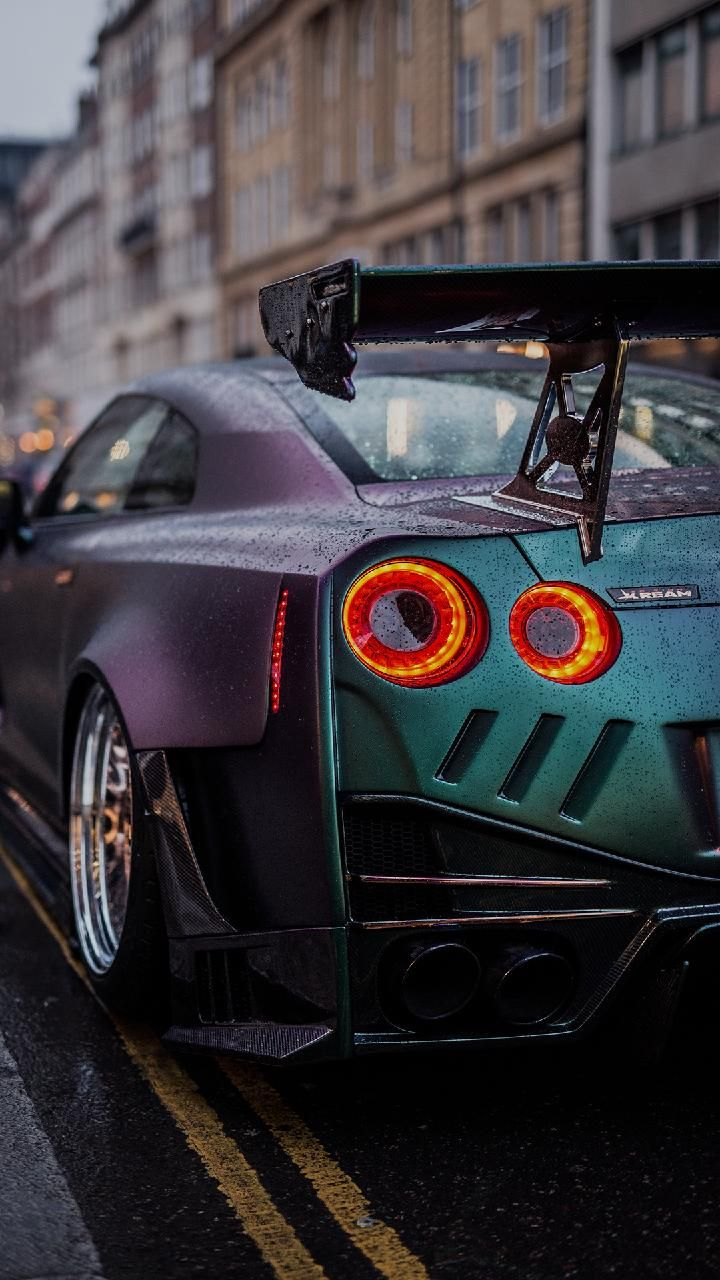 Car Wallpaper Tuner Cars Nissan Gtr R35 Gtr R35
