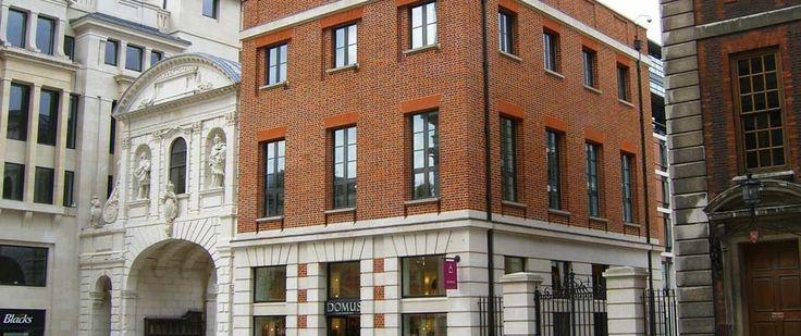 Bovingdon bricks - paternoster square