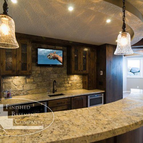 17 Rustic Home Bar Designs Ideas: Best 25+ Rustic Basement Bar Ideas On Pinterest