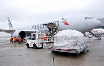 155 Best Cargo Airlines American Airlines Cargo Images On
