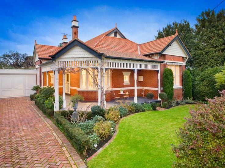 Edwardian style house