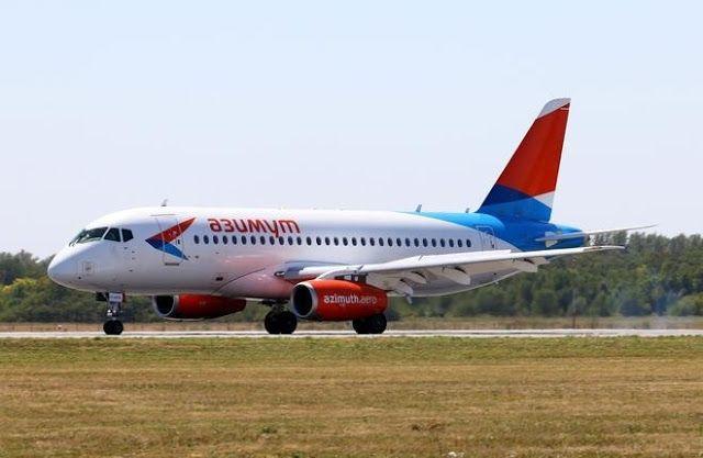 Транспортный блог Saroavto: Авиакомпания «Азимут» получила 4-й пассажирский са...