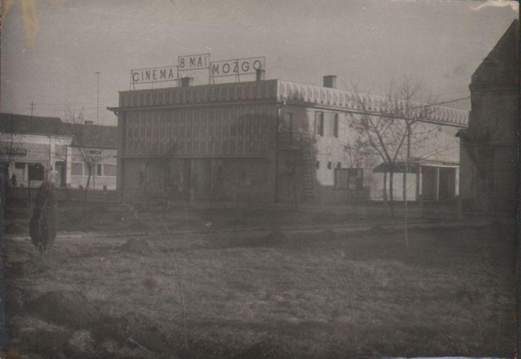 Provincia Crișana : Cinematograful Salonta, Județul Bihor, Provincia Crișana.