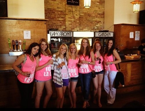 throwing a great bachelorette party