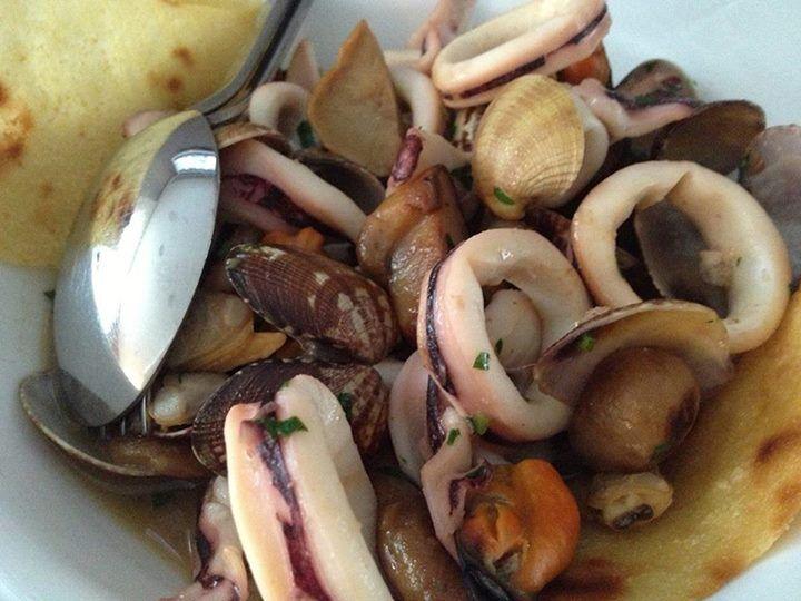 Insalata di mare #sea #salad #ricettedisardegna #sardegna #sardinia #food #recipe