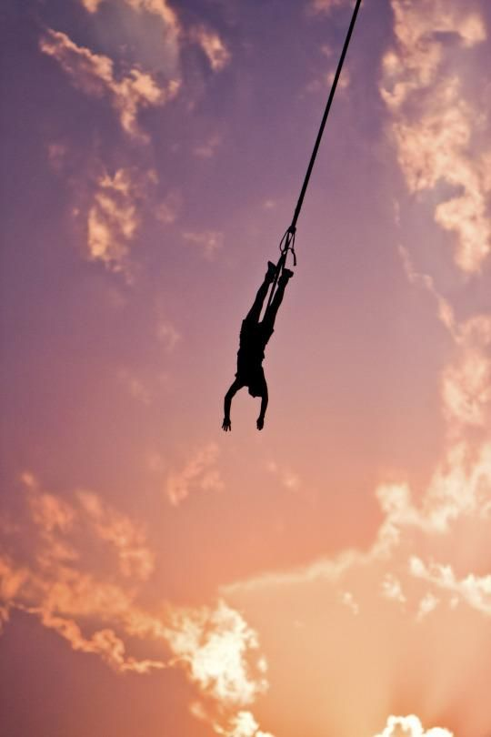 Finding a great bungee jumping spot is a good excuse to travel. http://tomislavperko.com/