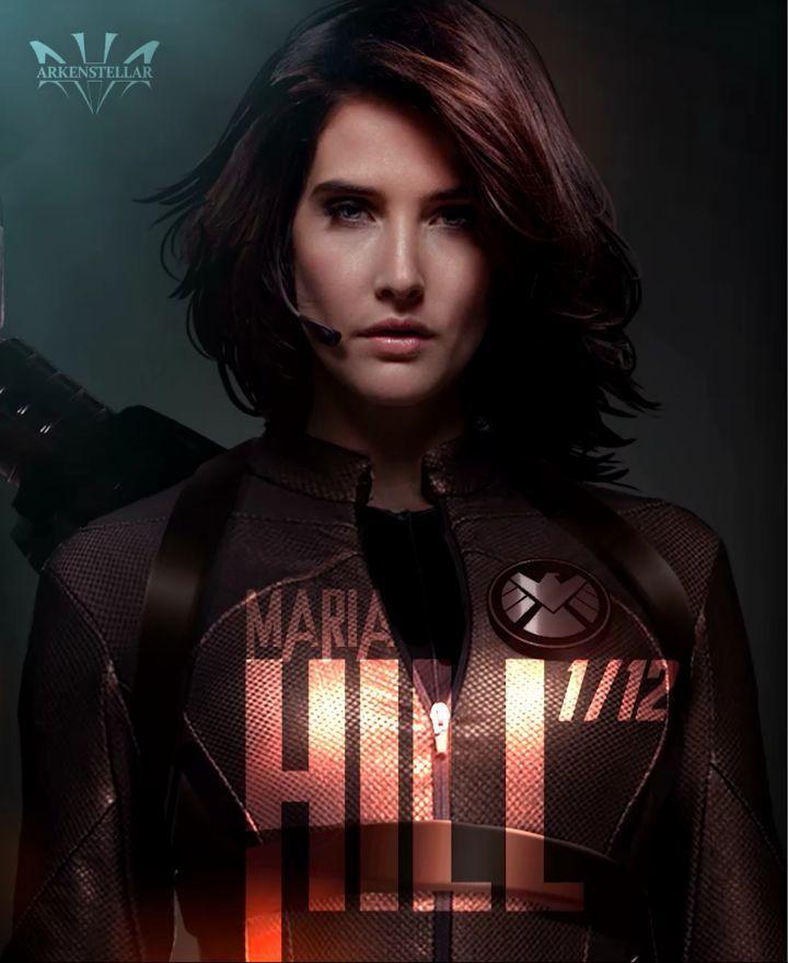 Cobie Smulders Marvel Women Marvel Superheroes Marvel Heroes