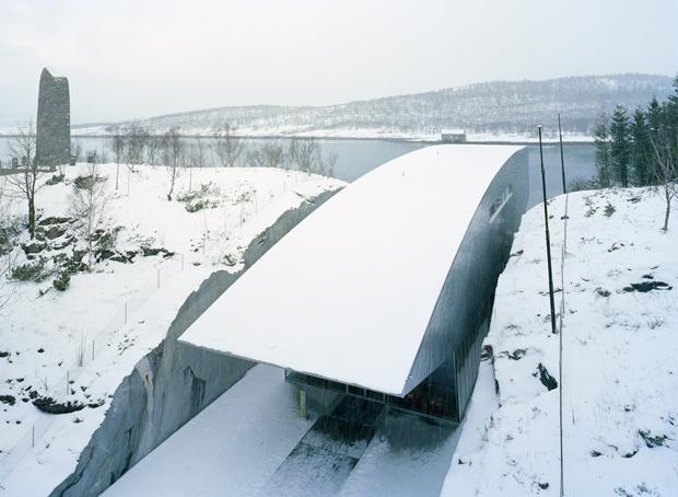 Petter Dass Museum – Snøhetta