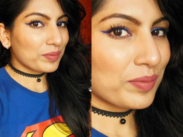 Maybelline Eyestudio Lasting Drama Waterproof Gel Pencil Maybelline has bombarded Indian makeup addict janta with their new launches again and I feel the m