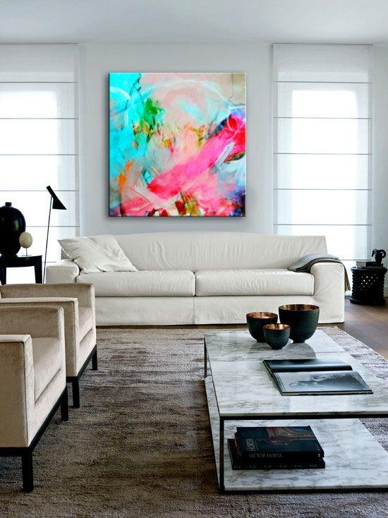 THE POINT OF IT ALL [23894709382] - $379.00 | United Artworks | Original art for interior design, buy original paintings online