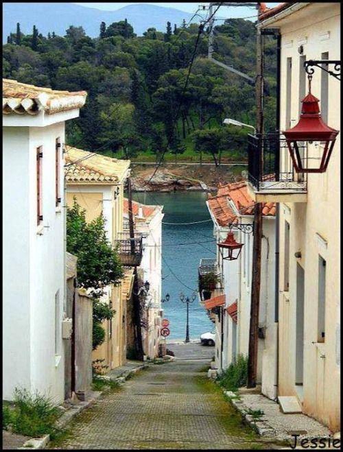 Galaxidi,Grecia.