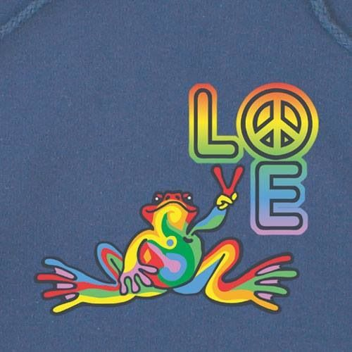 American hippie art quotes peace ☮ peace frogs love