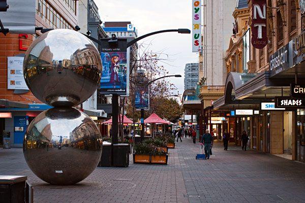 Adelaide's got balls..