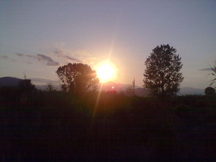 Sunset in Sardinia :)