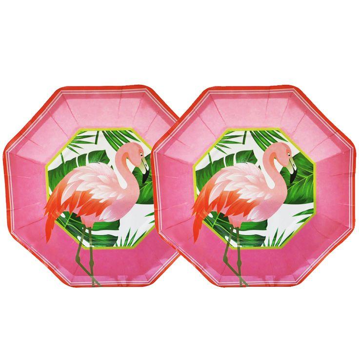 Cheap Nuovo arrivo 16 pz/lotto flamingo ciotole piatti ciotole piatti di carta usa e getta di carta di carta di carta di compleanno decorazioni del partito, Compro Qualità Feste e eventi direttamente da fornitori della Cina: Nuovo arrivo 16 pz/lotto flamingo ciotole piatti ciotole piatti di carta usa e getta di carta di carta di carta di compleanno decorazioni del partito