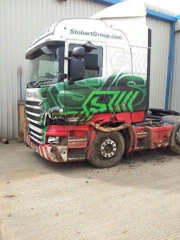 Eddie Stobart Scania