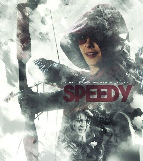 Thea Queen #Speedy #Arrow