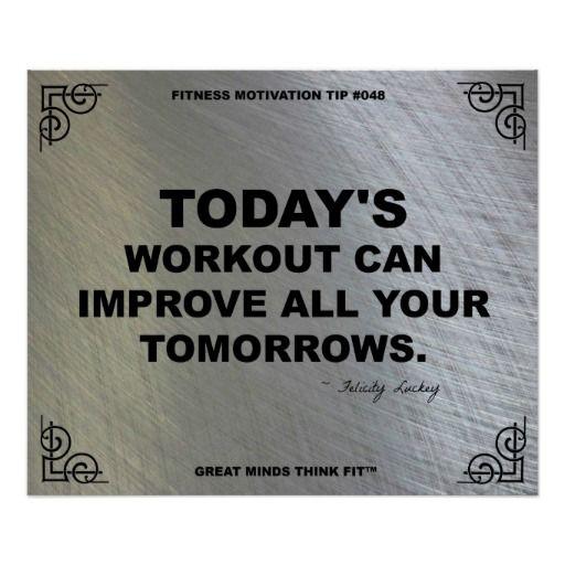 Gym Poster for #Fitness Motivation #048