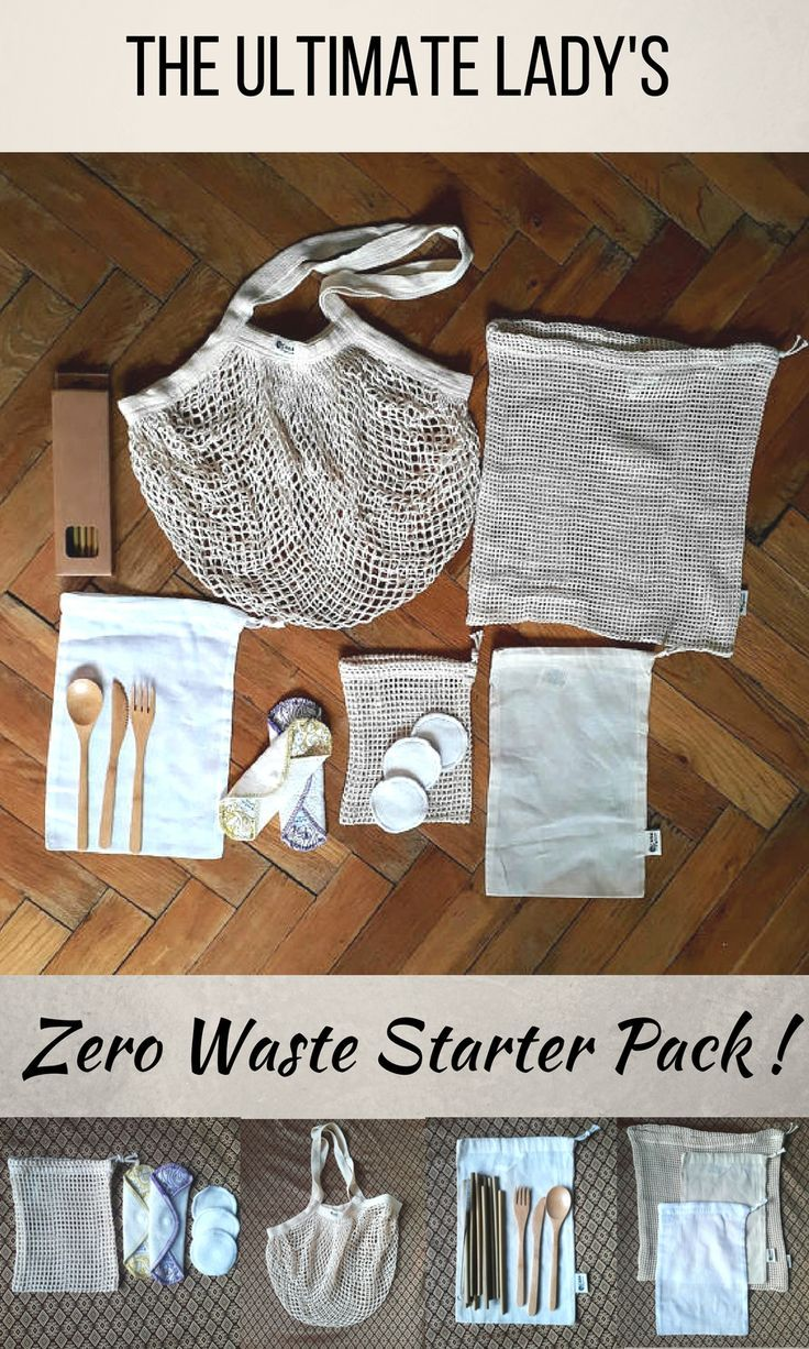 This ultimate zero waste starter pack (for ladies) will make your transition to an inspiring zero waste lifestyle possible! Perfect as a gift for your eco-conscious partner, friends and family. #zerowaste #zerowastekit #affilink (scheduled via http://www.tailwindapp.com?utm_source=pinterest&utm_medium=twpin)