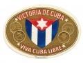 1898 Victoria de Cuba Cigar Label